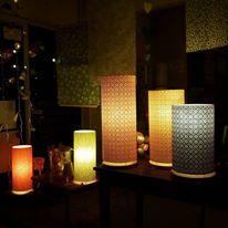 lampes papiers japonais lumière chaleureuse agnes clairand