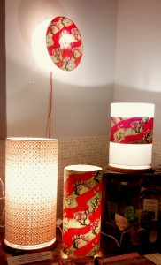 lampes a poser rouge agnes clairand