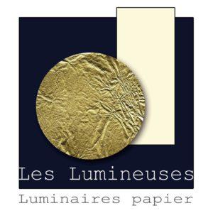 Créations lumineuses en papier de Corinne Dubreuil et Agnès Clairand