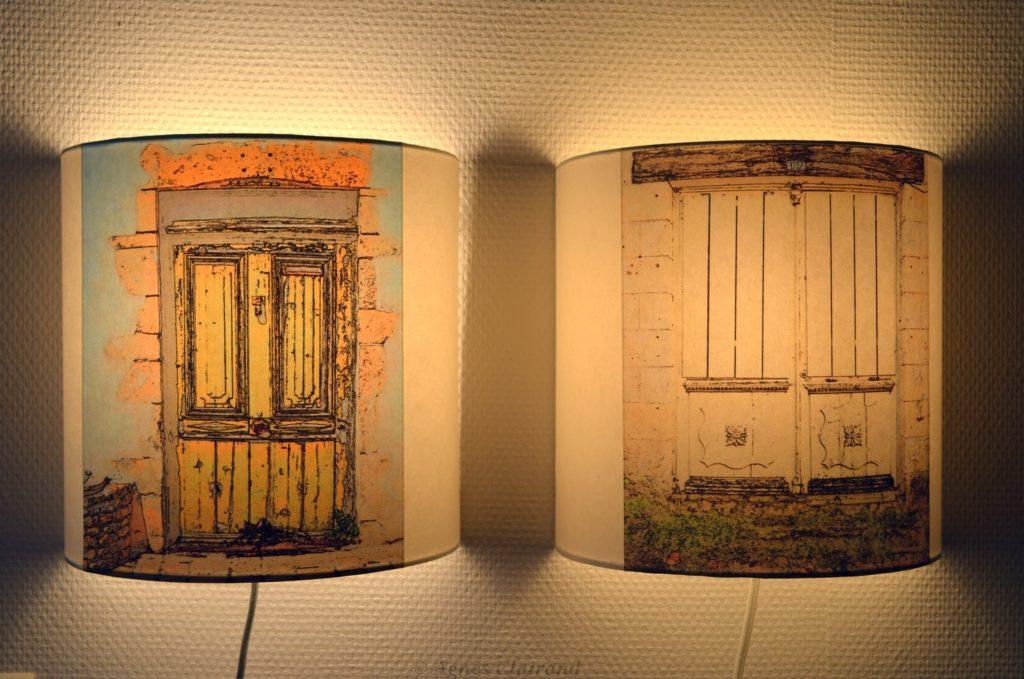 Lampes d'artistes