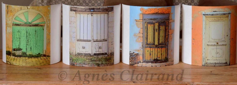 Lampes d'artiste Agnès CLairand