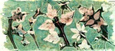 cyanotype rondo rouge agnes clairand